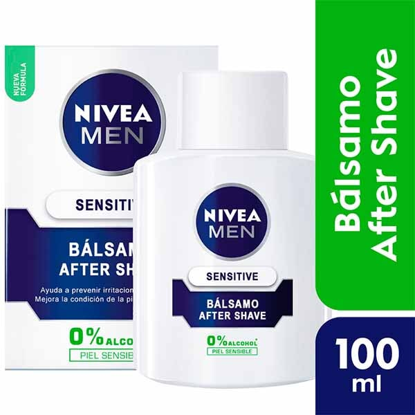 MEN BALSAMO AFTER SHAVE SENSITIVE