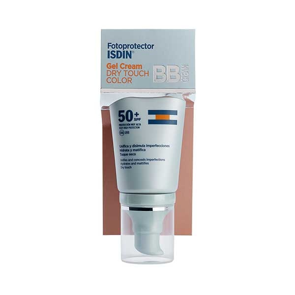 FOTO DRY TOUCH COLOR GEL CREAM FPS50