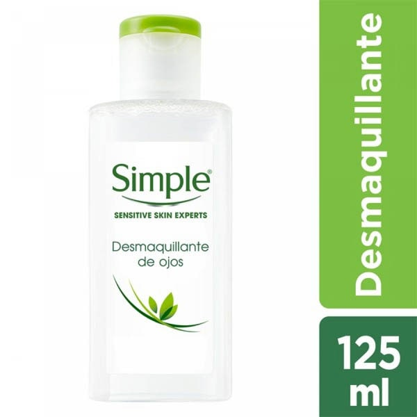 DESMAQUILLANTE DE OJOS SENSITIVE SKIN