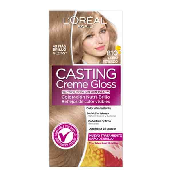 CASTING GLOSS BLONDES 810